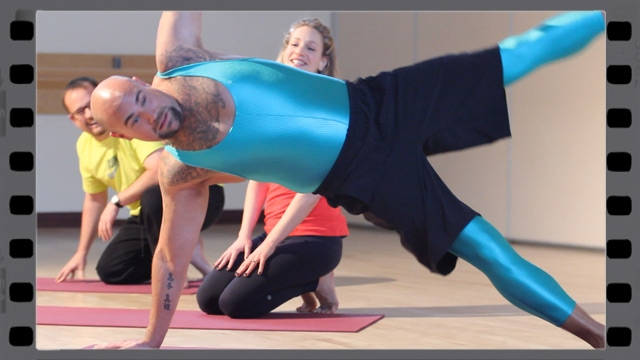 Yoga Zone with Dylan & Jason
