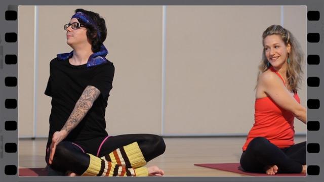 Yoga Zone with Jon