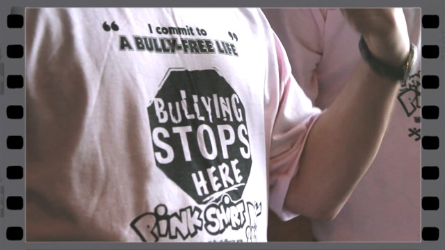 The Zone supports Anti-bullying Day