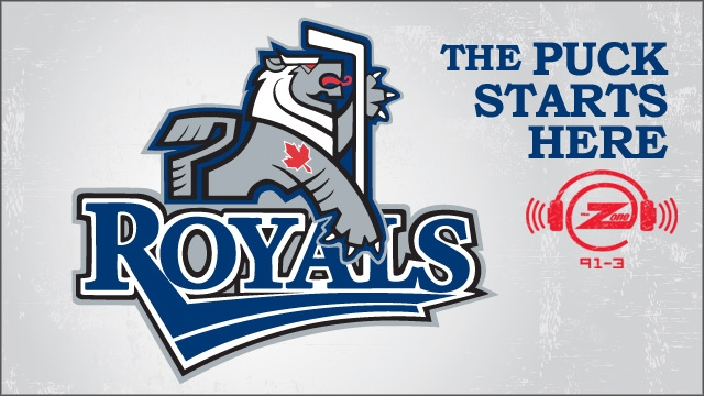 Royals Edged 2-1 in Overtime Against Winterhawks Monday
