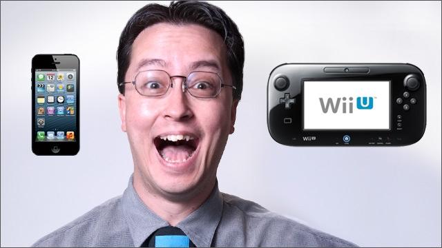 Bud's Weekly Geek-out :: Apple & Nintendo