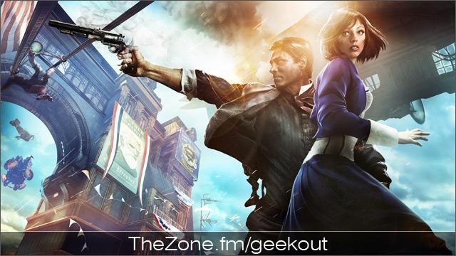 Bud's Mini Geek-out :: BioShock Infinite