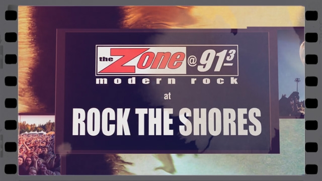 The Zone at Rock the Shores 2013