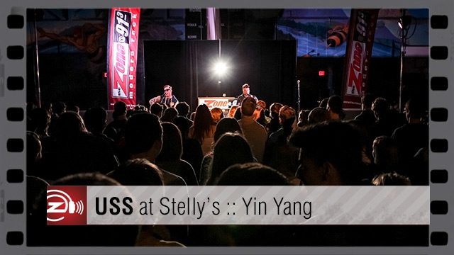 USS at Stelly's :: Yin Yang