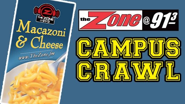 The Zone's Campus Crawl