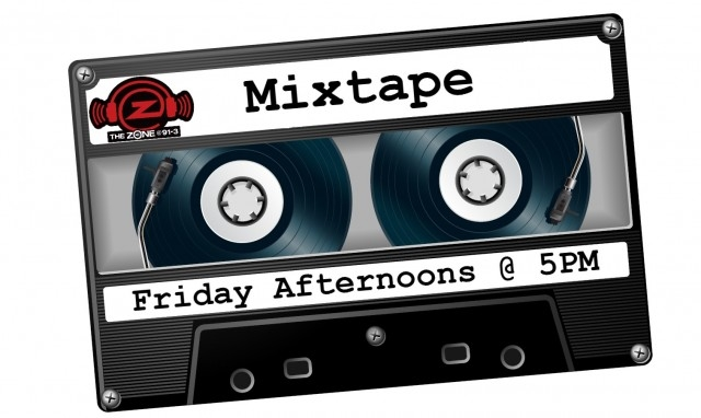 [LISTEN/WATCH]: The Zone's Mixtape from Friday, July 15