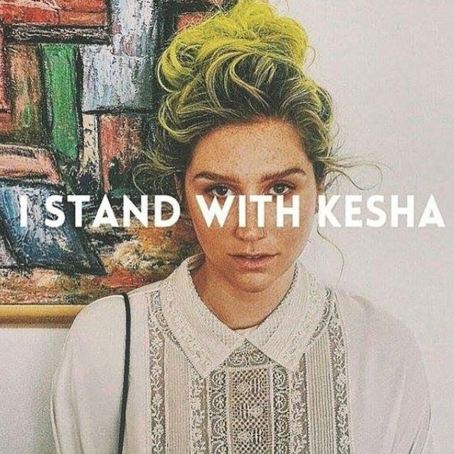 Speaking up against Sexual Violence- The #FreeKesha Movement