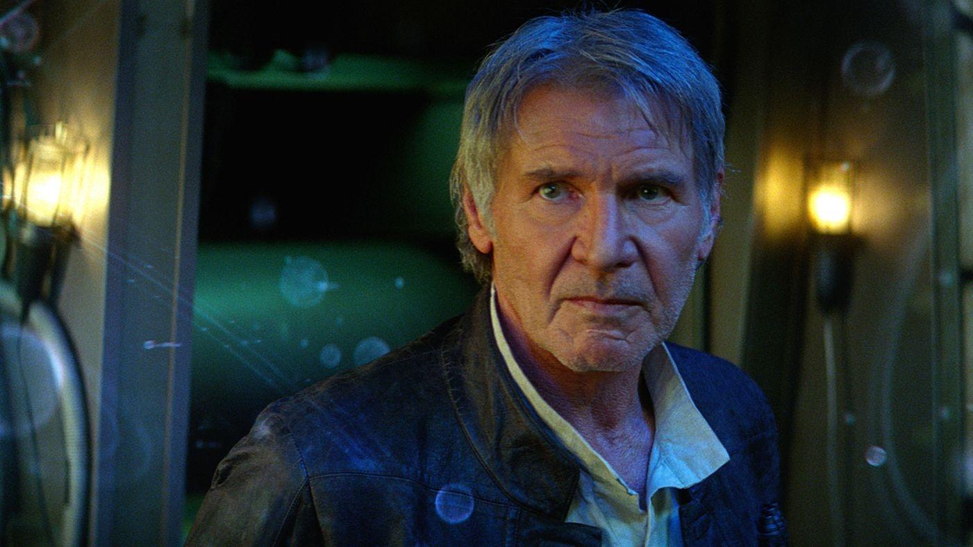 Hans Solo's jacket, wanna buy it?