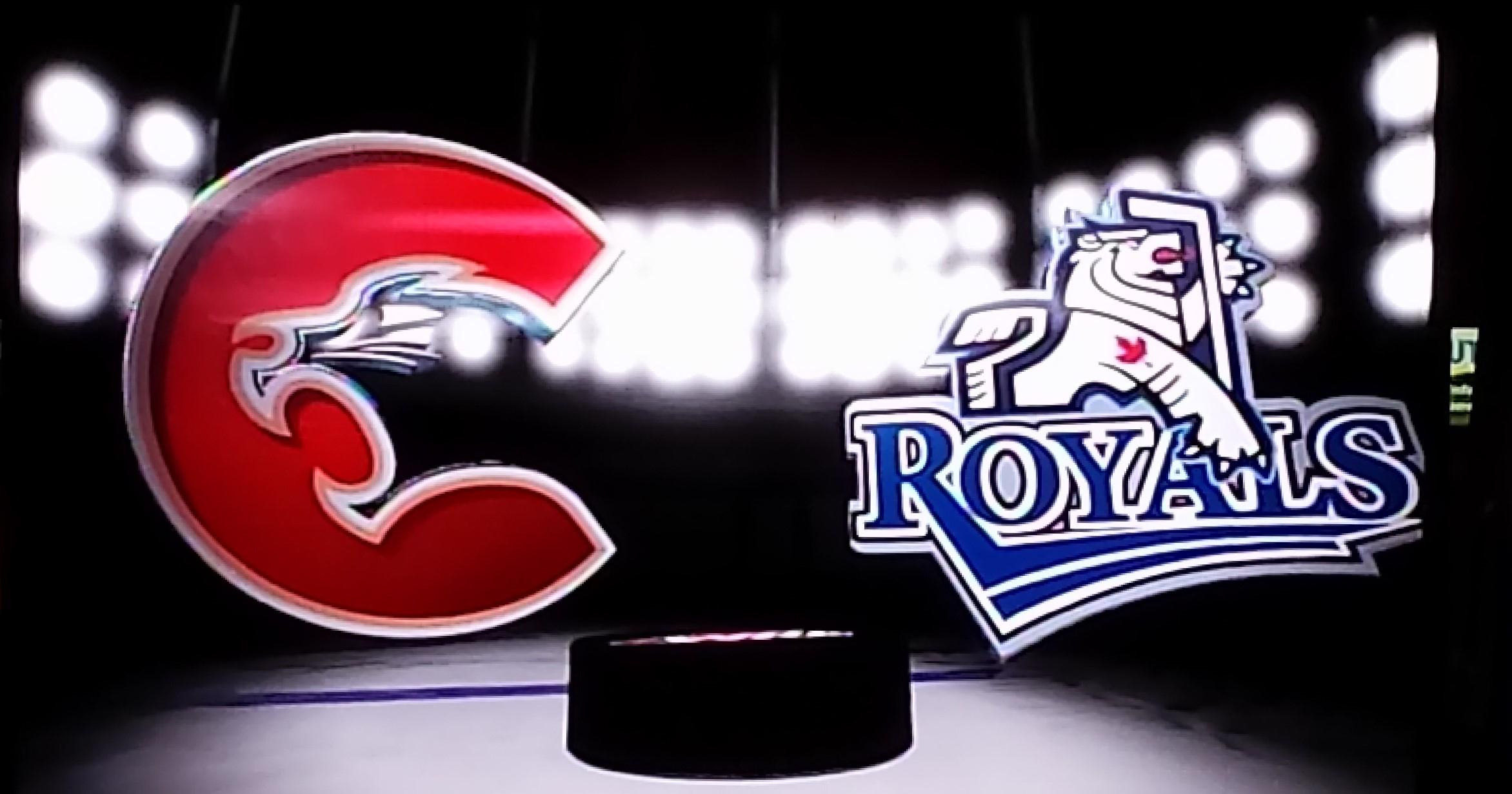 Royals Dump Cougars 6-2 Friday