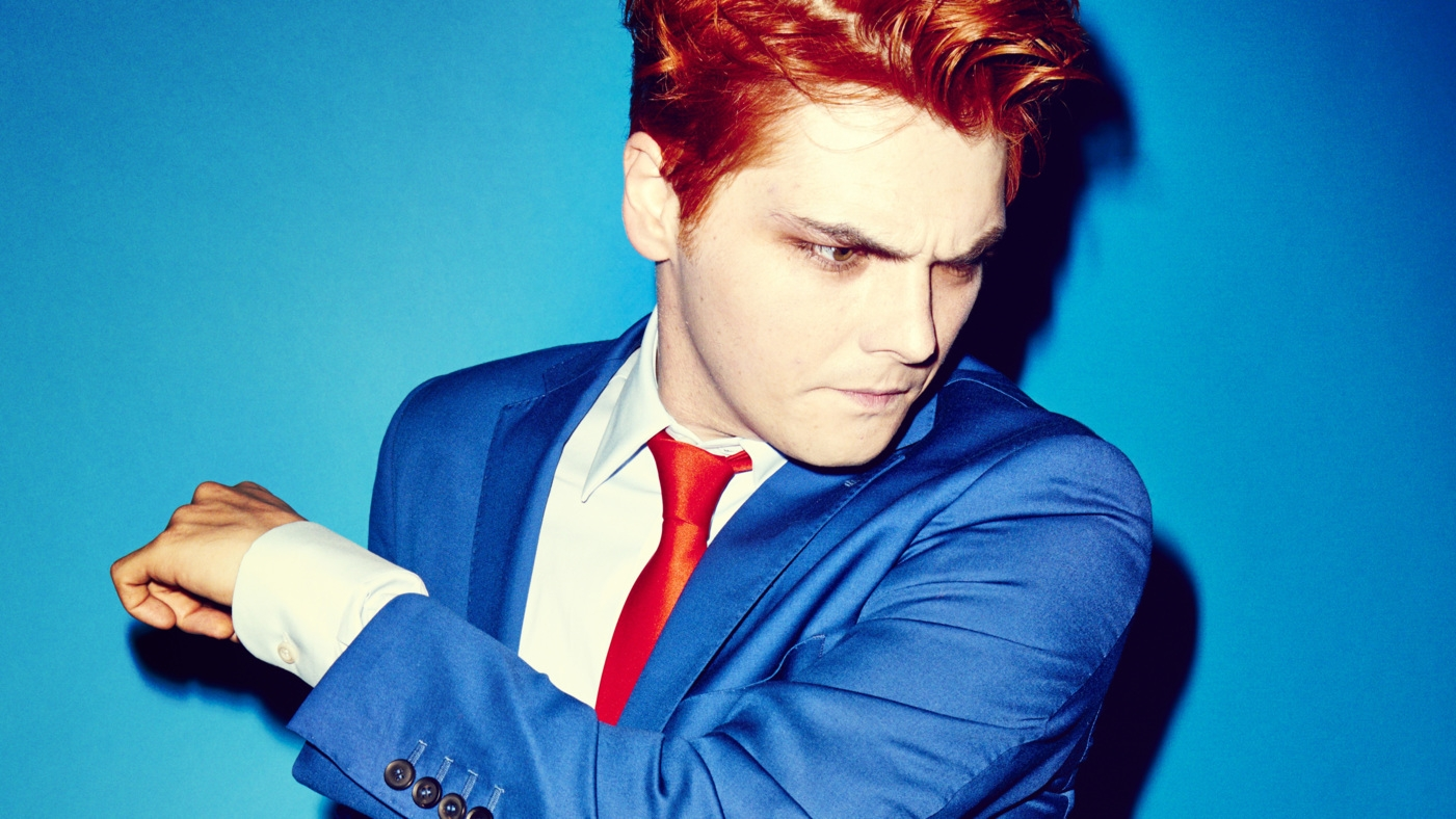 Gerard Way and DC Comics