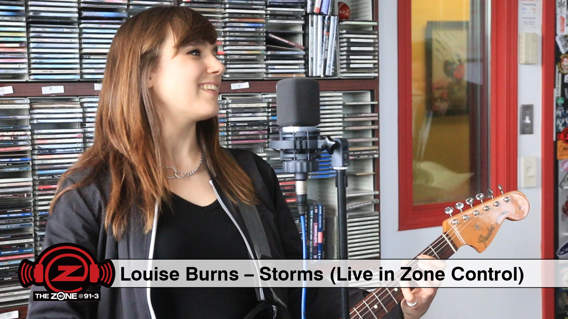 Louise Burns - Storms (Live in Zone Control)