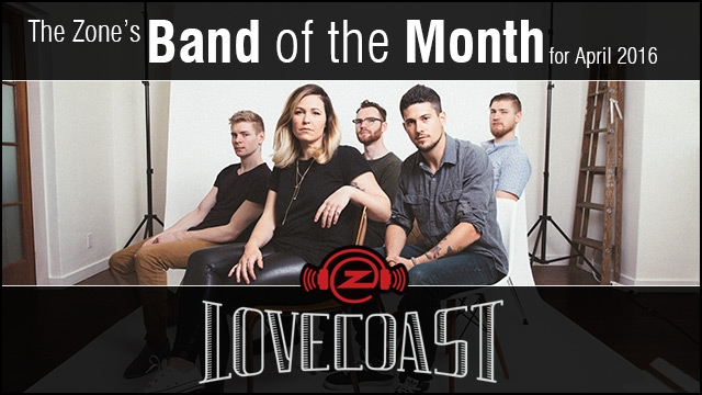 """Lovecoast release video for """"The Floor"""""""