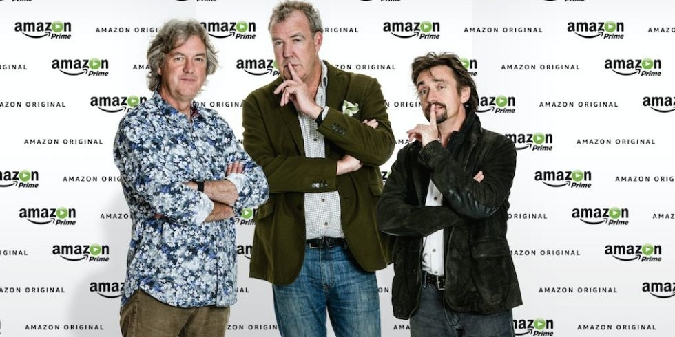Jeremy, Richard and James' Amazon Prime Update
