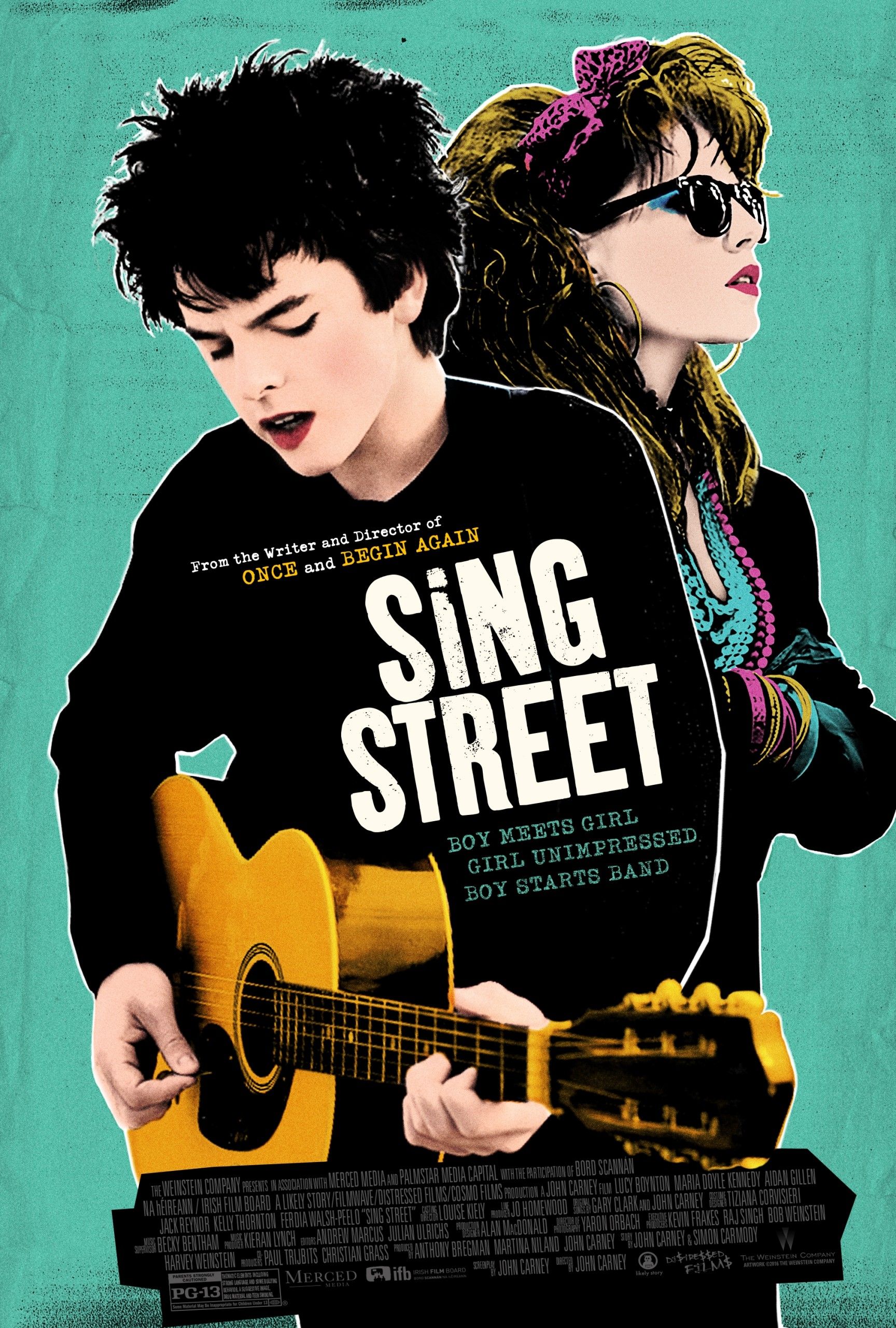 It's Free Movie Monday - 'Sing Street'