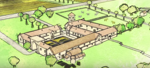 Roman Villa Discovered While Rewiring UK Home