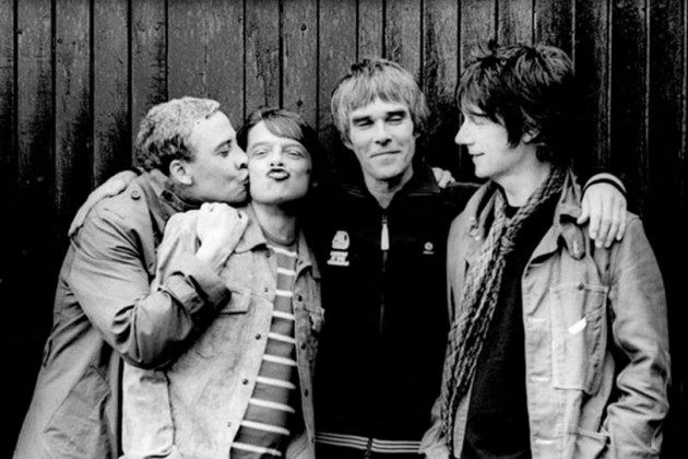 Brand New Music From The Stone Roses!!