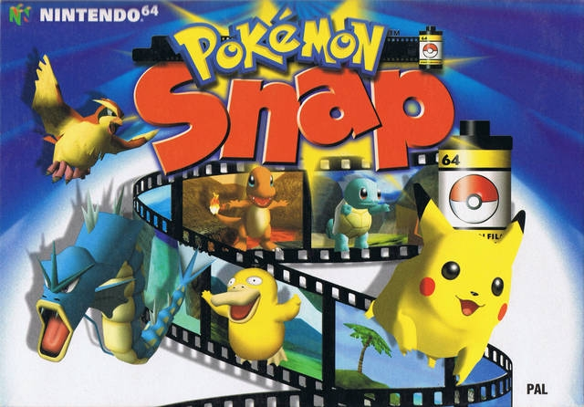 [WATCH] A Dad Makes Pokemon Snap a Reality for Daughters