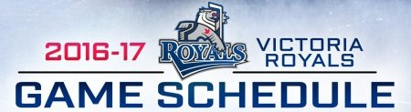 ROYALS ANNOUNCE 2016-17 REGULAR SEASON SCHEDULE
