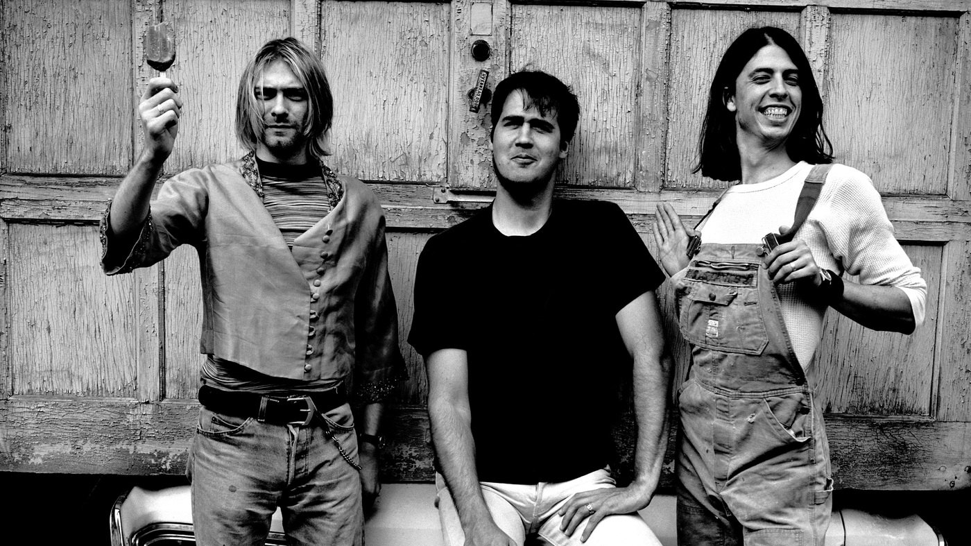 PREVIOUSLY UNRELEASED NIRVANA RECORDINGS LEAK OUT