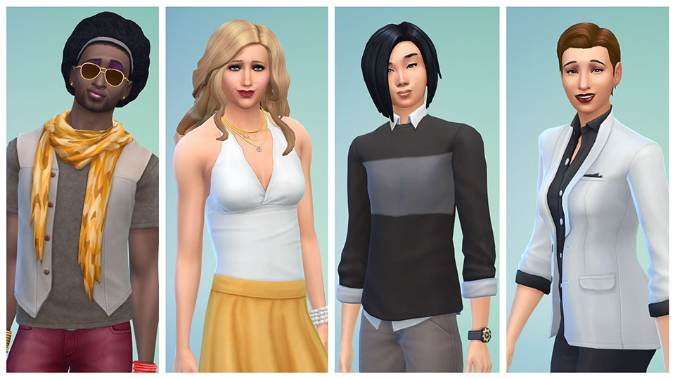The Sims 4 Adds Gender Customization Options