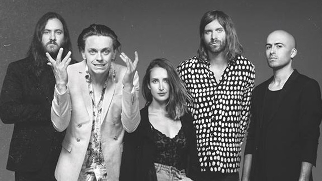Win tickets to the SOLD OUT show with July Talk