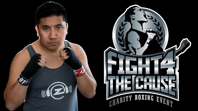 [Fight 4 The Cause]: Rolling with the...punches