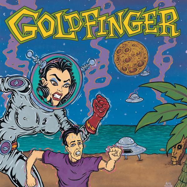 #TBT - Goldfinger - Here in Your Bedroom
