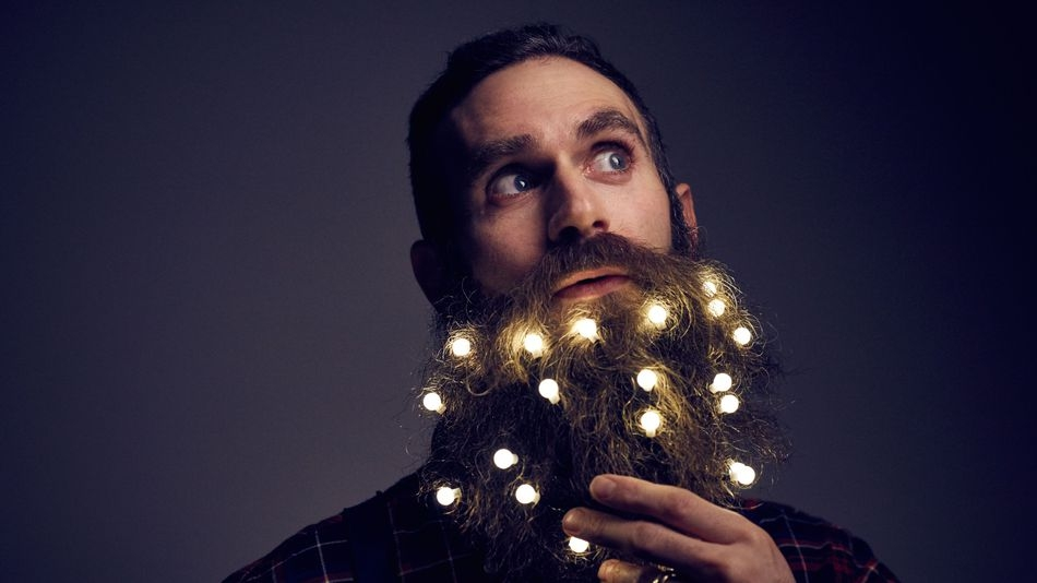 3 Ways to bedazzle your beard this Holiday season