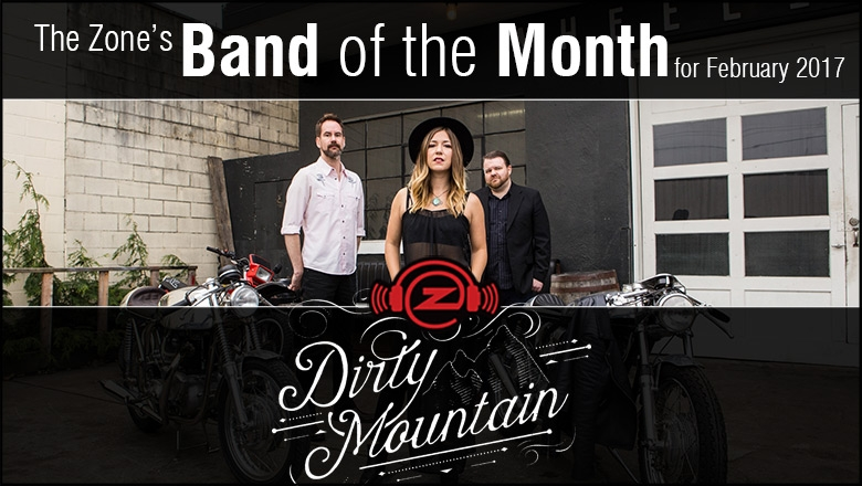 February's Band of the Month is Dirty Mountain!