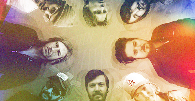 """Band of Horses, Franz Ferdinand, Grandaddy, and Midlake Supergroup """"BNQT"""" Release First Single!"""