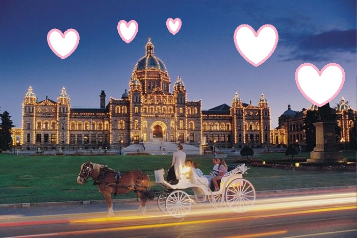 Victoria is the Most Romantic City According to Amazon.ca