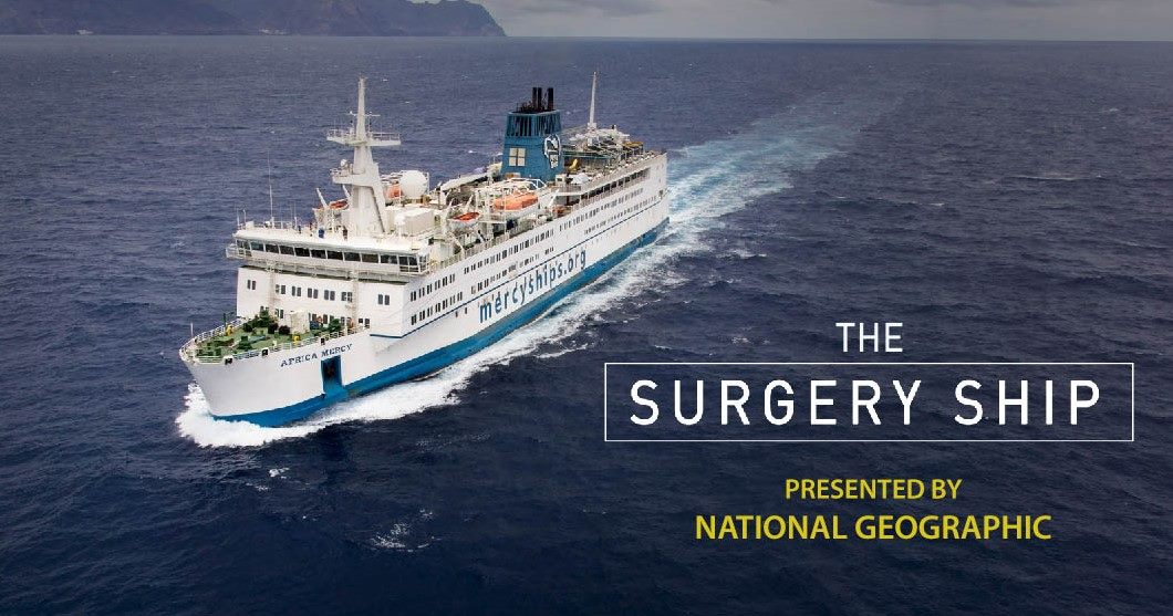 Discovering Mercy Ships Canada