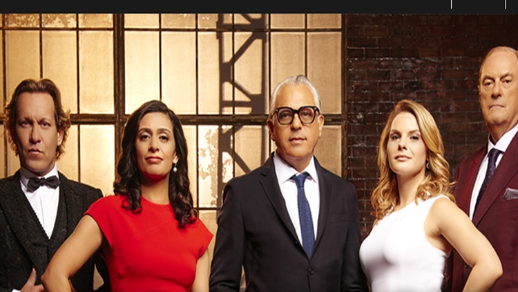 Dragons' Den Auditions Hit Victoria!
