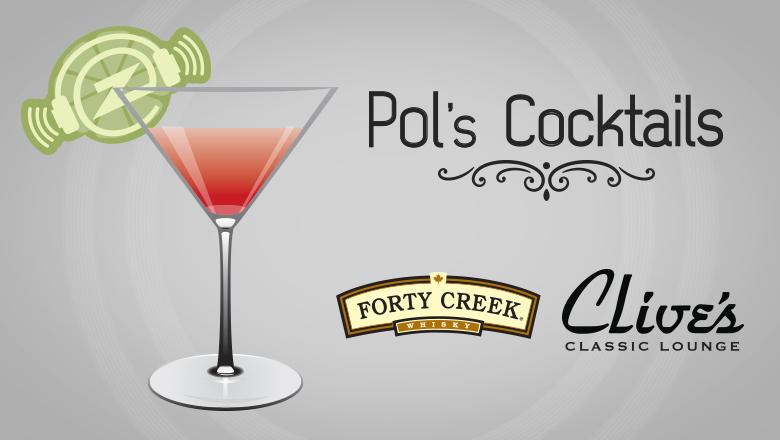 Pol's Cocktails: check out the Saskatoon Sazerac!