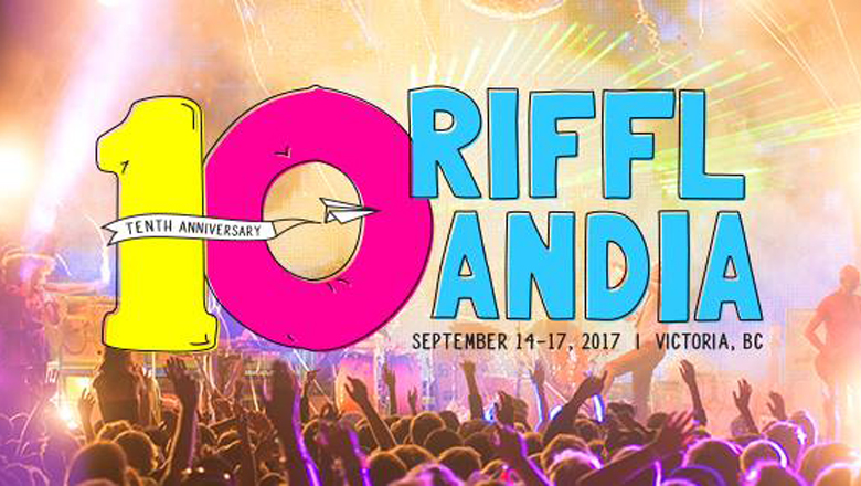 Join The Zone at Rifflandia 10, Sept 14 - 17!