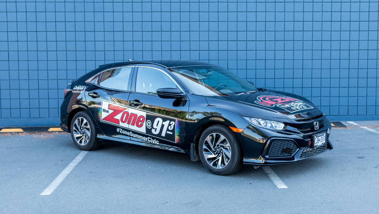 Spot The Zone's Summer Civic and WIN PRIZES!