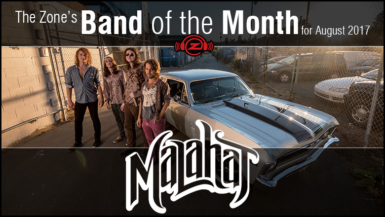 The Zone's Band of the Month :: Malahat