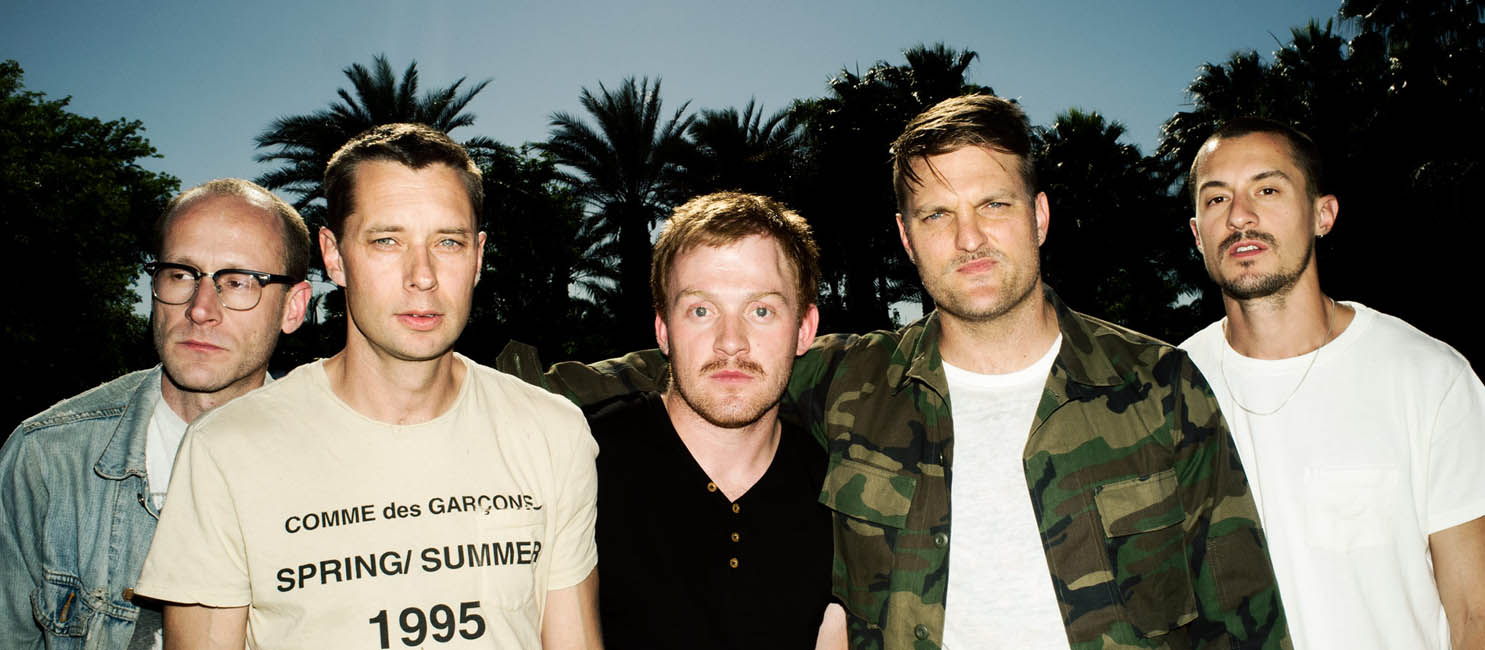 Chatting with Cold War Kids