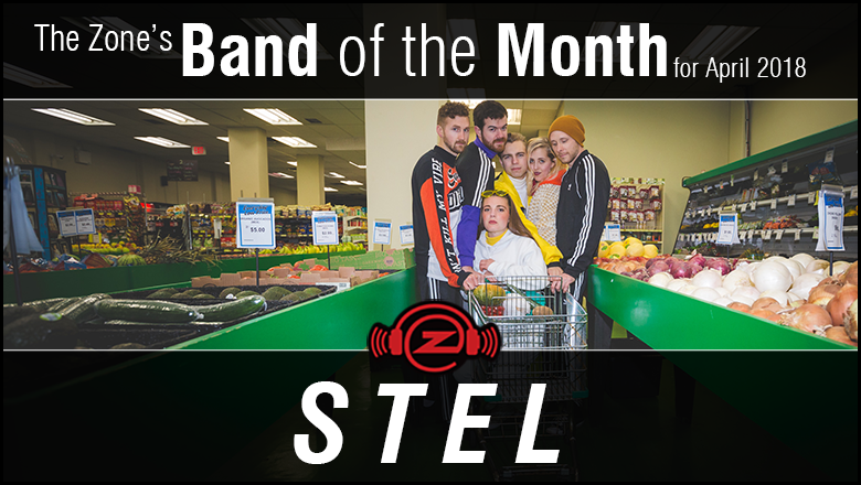The Zone's Band of the Month is Stel