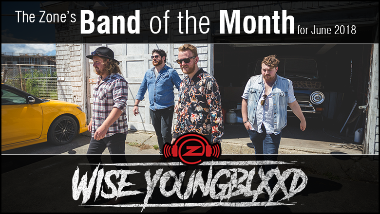 The Zone's Band of the Month is Wise Youngblood