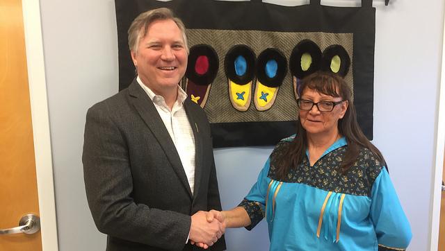 Beaver Lake Cree Nation goes solar