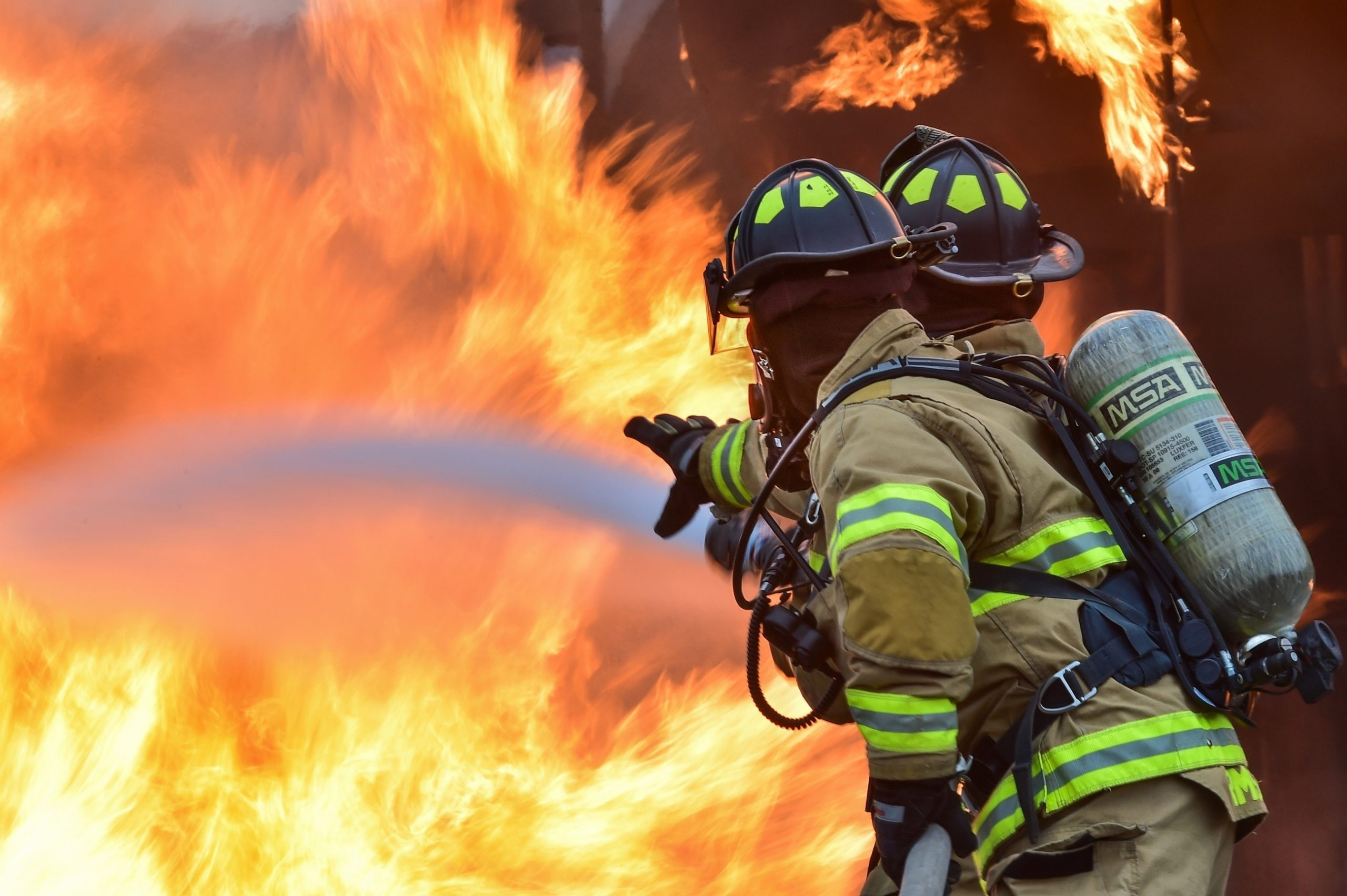 Airdrie house consumed in flames