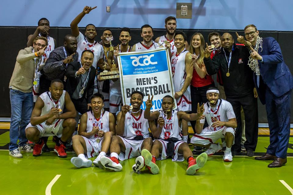 Trojans Men's Basketball Team Win Back to Back ACAC Championships