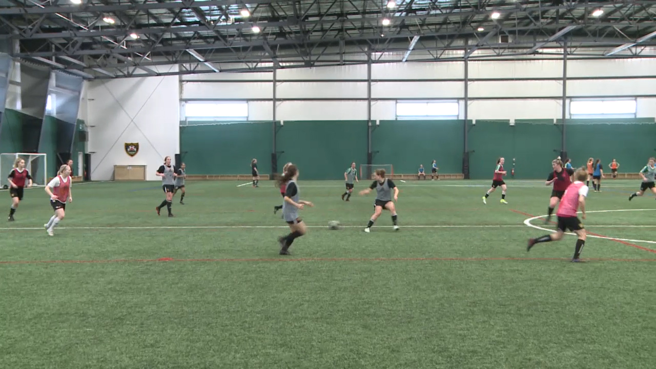 Calgary Foothills Soccer Club holds tryouts for Women's Team