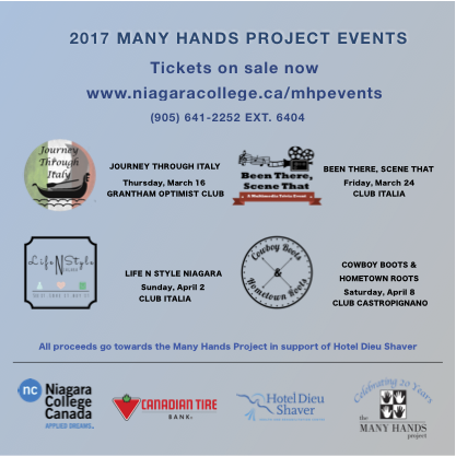 The Many Hands Project