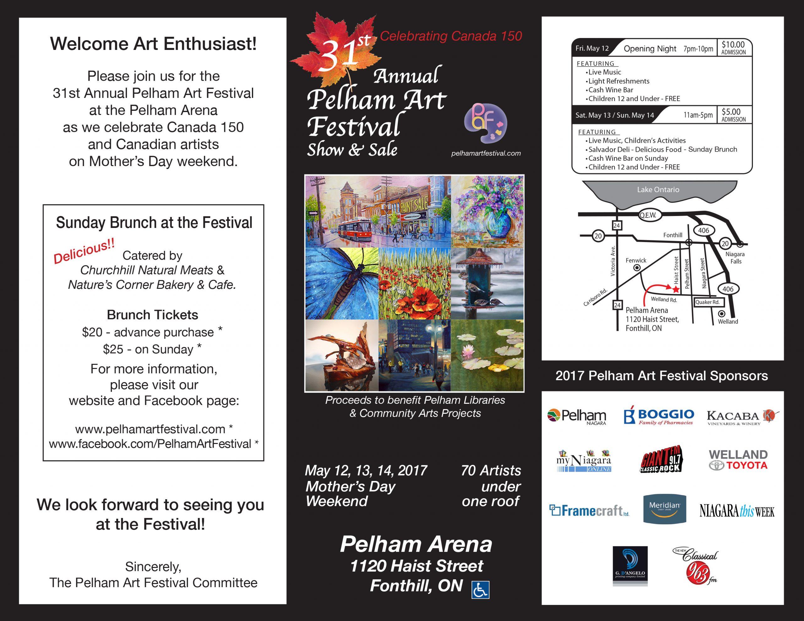 31st Annual Pelham Arts Festival