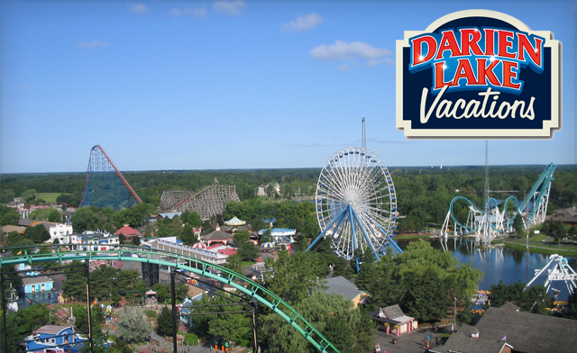 DARIEN LAKE PRIZE PACK