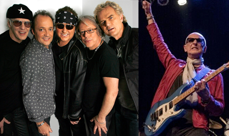 CANADIAN HALL OF FAME: LOVERBOY AND KIM MITCHELL