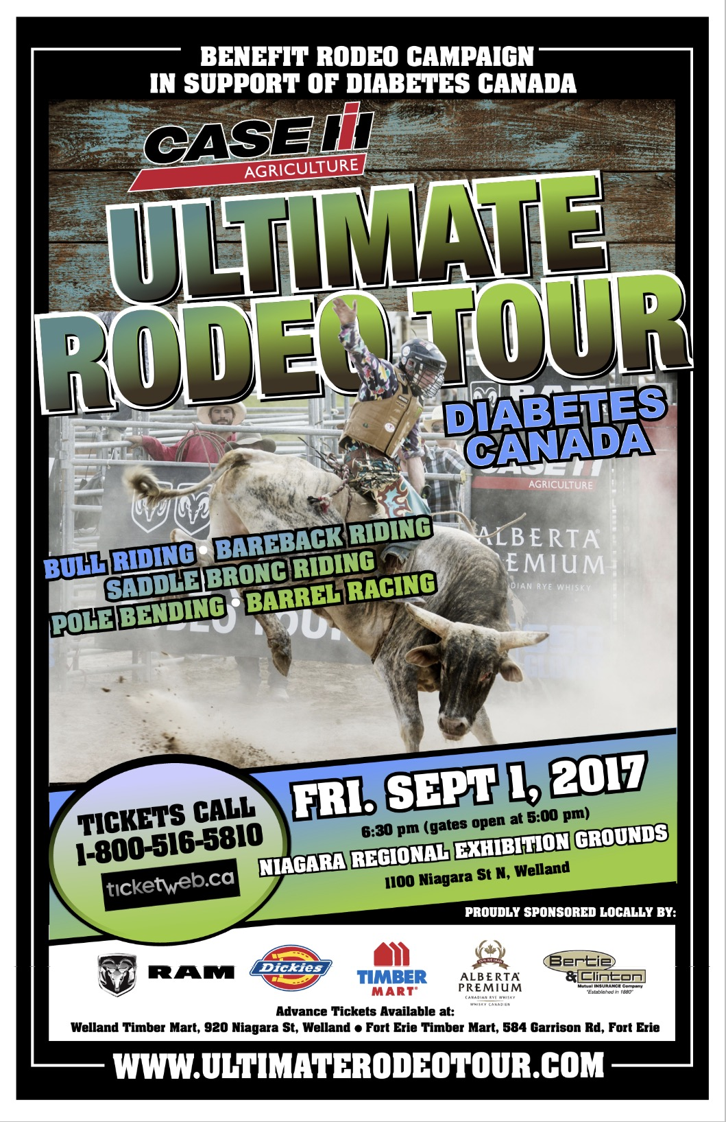 Ultimate Rodeo Tour Contest