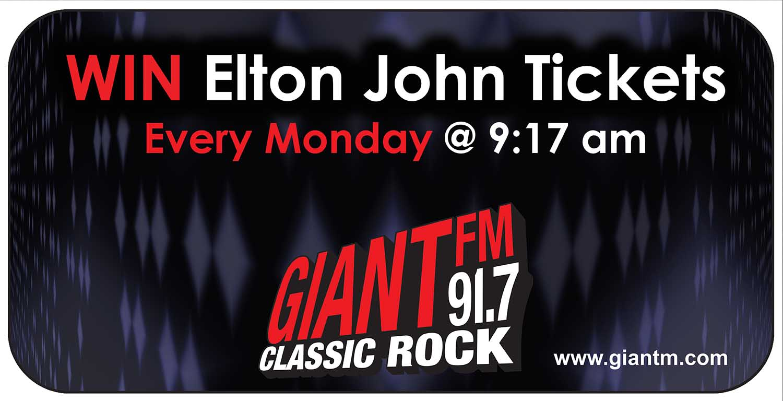 Giant FM Takes You To Elton John!